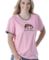 Pasture Bedtime - Women's Regular Fit PJ T-shirt | Women's Horse PJ Top